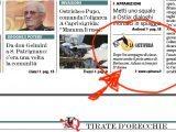 """Dens dŏlens 131 - il fatto quotidiano del 14 agosto 2014 inserto """"la cattiveria"""""""