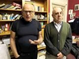 Luttwak Edward e il suo candidato assessore M5S a Bagheria Marco Troiano