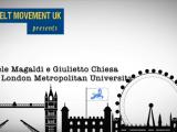 Magaldi Gioele incontra Giulietto Chiesa alla London Metropolitan University