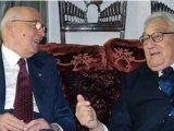 Napolitano Giorgio e Kissinger Henry