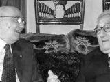 Napolitano e Kissinger a