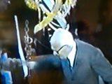 Pertini Sandro il 20 ottobre 1984, in visita ufficiale nella Repubblica di San Marino rifiuto categoricamente un saluto massonico