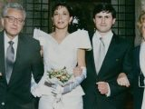 Rauti pino_Rauti Isabella_Alemanno Gianni_28 giugno 1992 Matrimonio