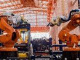 industria robotizzata