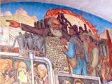 Murales-di-Diego-Rivera-raffigurante-Marx-che-arringa-e-incita-il-proletariato