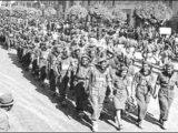 partigiani della brigata garibaldi