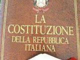 Costituzione volume