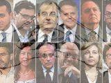 Conte e i ministri con ombra massoneria