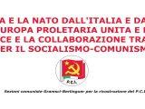Via gli USA e la NATO dall'Italia e dall'Europa