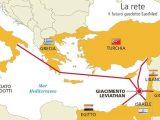 gasdotto Israele-Italia