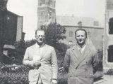 Rosselli Carlo e Nello Oppositori I fratelli furono uccisi a Parigi il 9 giugno 1937 LaPresse