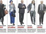 Lombardi-Bonino-Berlusconi-Lotti-Zanda