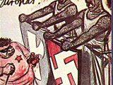 Manifesto massocapitalista di propaganda anticomunista, degli anni Trenta