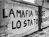 murales -La mafia uccide lo stato ringrazia