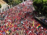 Venezuela-manifestazione-pro-Maduro 3
