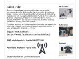 Radio Iride - Ascolta la tua web radio_Pagina_1