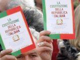 Costituzione in manifestazione