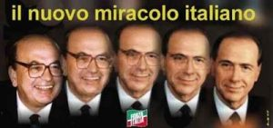 Craxi miracolo_italiano in Berlusconi