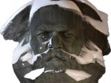 Marx-Karl-statua-free