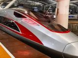 treni del China-Europe Railway Express